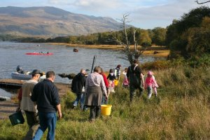Loch Maree excursion