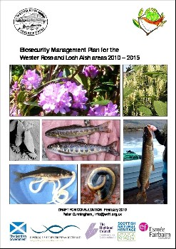 Wester Ross and Lochalsh Biosecurity Plan