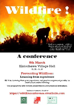 Wildfire week conference 6th March 2020